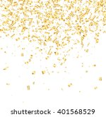 white background with golden... | Shutterstock .eps vector #401568529