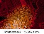 circuit board | Shutterstock . vector #401575498