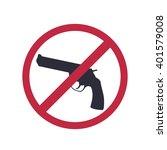 no guns allowed  no weapons...