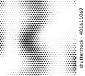 abstract  halftone effect... | Shutterstock .eps vector #401611069