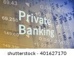 private banking | Shutterstock . vector #401627170