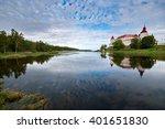 Lacko castle in Sweden