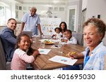 Grandad Presenting A Home...