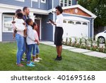 Real Estate Agent Showing A...
