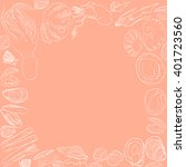 molluscs set vector... | Shutterstock .eps vector #401723560