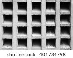 texture of the concrete wall | Shutterstock . vector #401734798