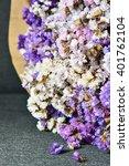 bouquet flower | Shutterstock . vector #401762104