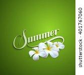 vector typographic illustration ... | Shutterstock .eps vector #401767060