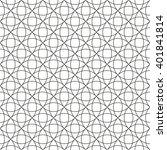 seamless geometric pattern... | Shutterstock .eps vector #401841814