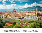 Stock photo florence firenze cityscape italy 401867536