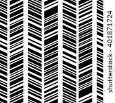 seamless geometric pattern with ... | Shutterstock .eps vector #401871724