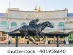 louisville  kentucky  usa  ... | Shutterstock . vector #401958640