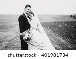 Sensual Photo Of The Groom And...