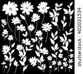 flower illustration object   Shutterstock .eps vector #402031534