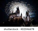 los angeles   apr 05  ... | Shutterstock . vector #402046678