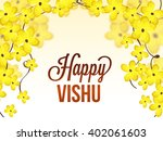 vector illustration of happy... | Shutterstock .eps vector #402061603