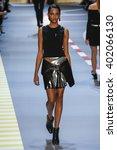 paris  france   october 03  a... | Shutterstock . vector #402066130