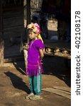 chiang mai  thailand   february ... | Shutterstock . vector #402108178