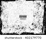 grunge texture background  ... | Shutterstock .eps vector #402179770