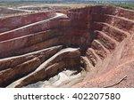 A Copper Mine In Cobar ...