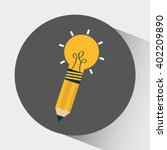 big idea design  | Shutterstock .eps vector #402209890