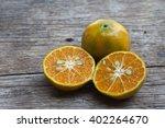 orange | Shutterstock . vector #402264670