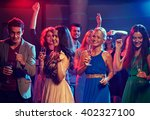 party  holidays  celebration ... | Shutterstock . vector #402327100