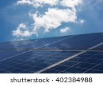 power plant using renewable... | Shutterstock . vector #402384988