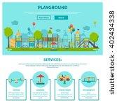 Color Illustration Web Site...