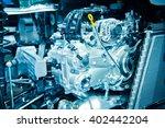the car engine  engine   car... | Shutterstock . vector #402442204