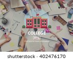 Small photo of Academic College Bachelor Degree Admission Concept