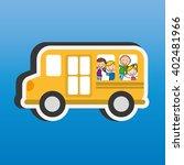 students back to school design  | Shutterstock .eps vector #402481966