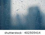 rain drop | Shutterstock . vector #402505414