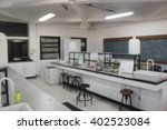 student class room  science lab | Shutterstock . vector #402523084
