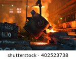 Metallurgical Plant  Hot Metal...