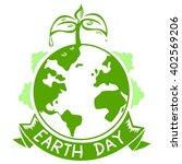 vector illustration of earth...   Shutterstock .eps vector #402569206