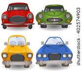 vector illustration of a... | Shutterstock .eps vector #402574903