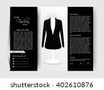 business info graphic flyer  | Shutterstock .eps vector #402610876