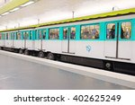 paris  france  february 12 ... | Shutterstock . vector #402625249