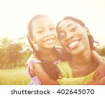 african family happiness... | Shutterstock . vector #402645070