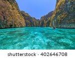 Ao Pi Leh Lagoon At Phi Phi...