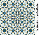 ramadan background pattern.... | Shutterstock .eps vector #402647614