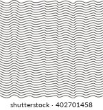 hand drawn indigo irregular... | Shutterstock .eps vector #402701458