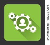 business  management  human... | Shutterstock .eps vector #402737296