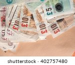 British Pound Banknotes...