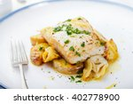 Roasted Cod  Codfish With Bake...