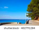 denia marineta casiana beach of ... | Shutterstock . vector #402791284