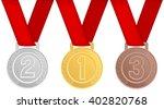 vector illustration of gold ... | Shutterstock .eps vector #402820768
