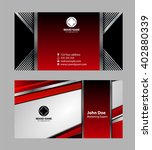vector abstract creative... | Shutterstock .eps vector #402880339