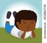 little kids design  | Shutterstock .eps vector #402882730